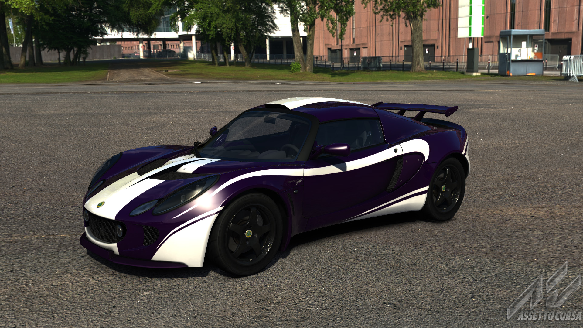 Purple Lotus Exige 240R