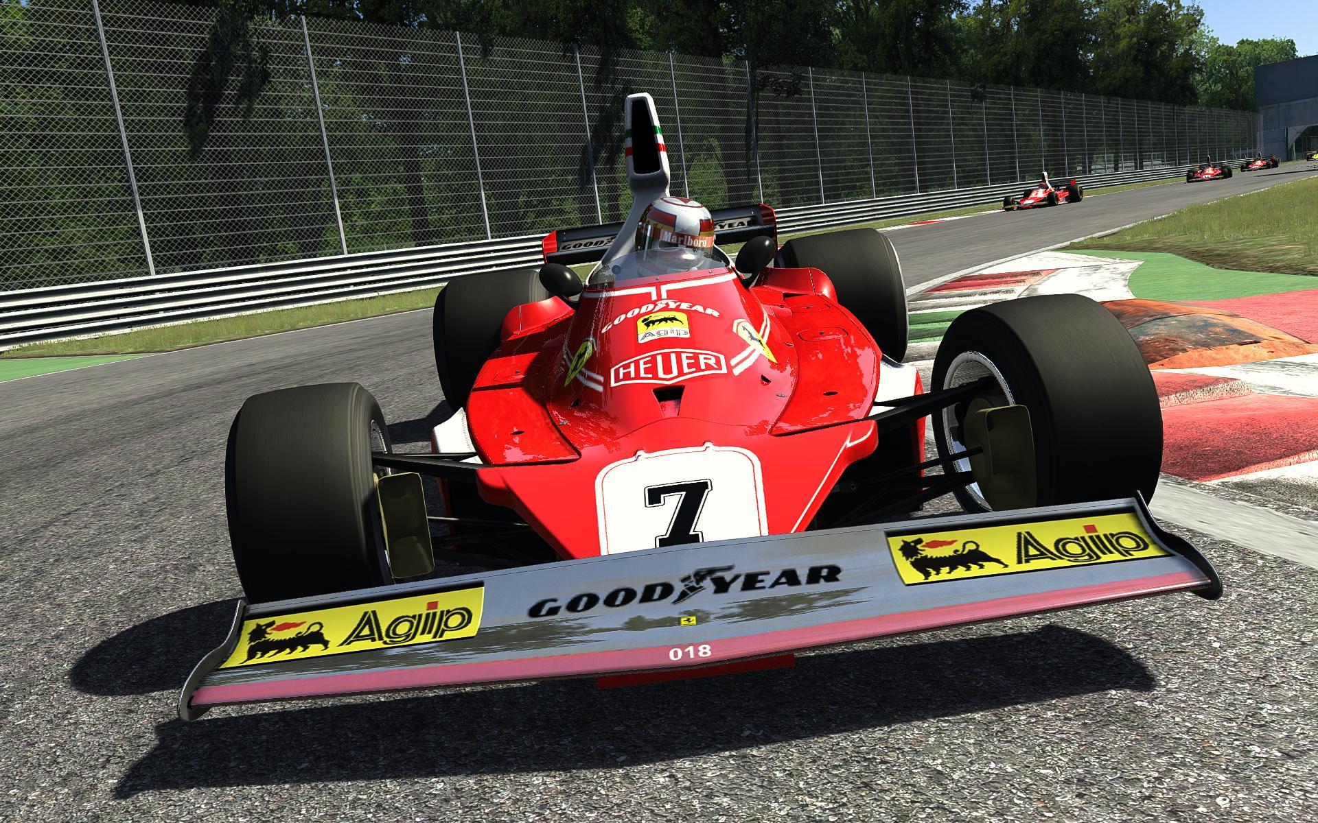 Customer Ferrari