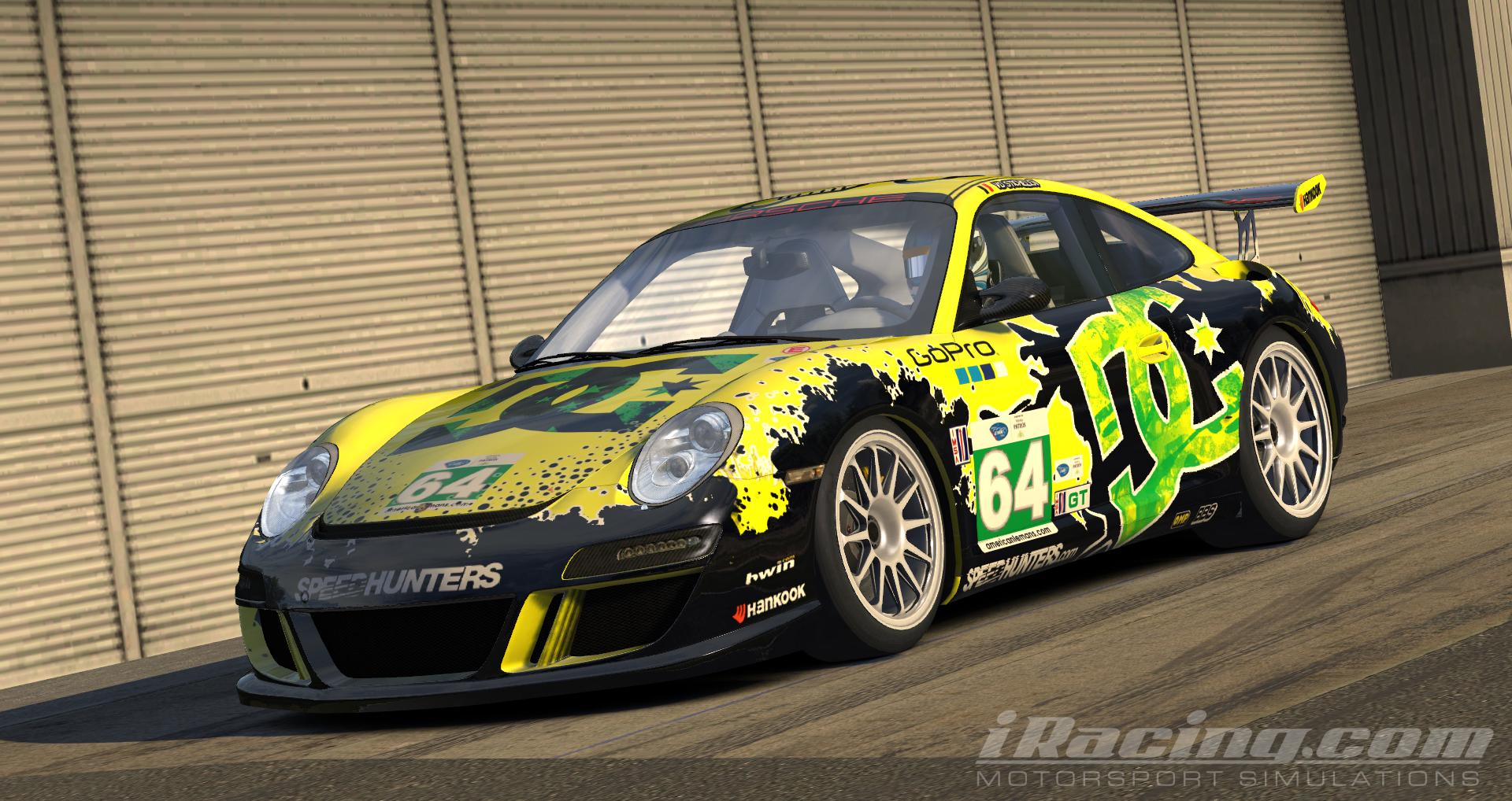RUF RT 12R C-Spec @ Okayama International Circuit