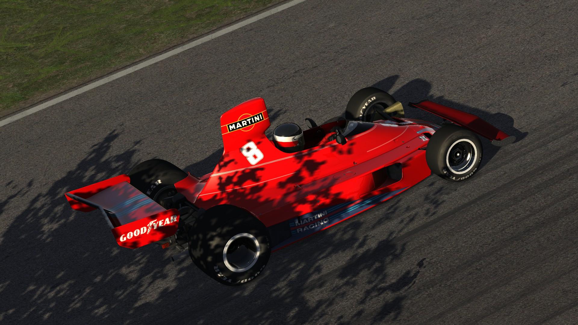 Brabham Martini