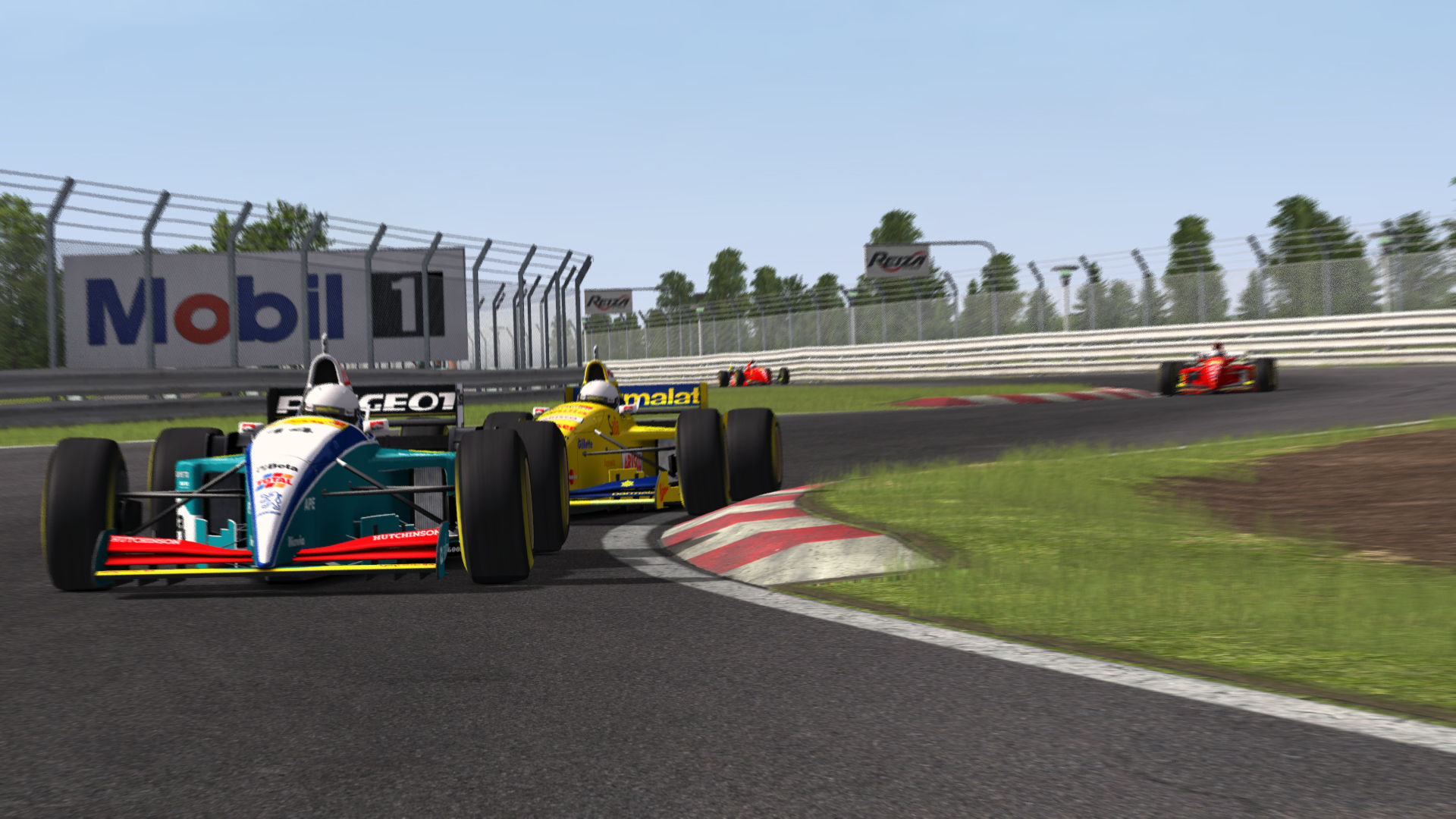 F1V12 Season
