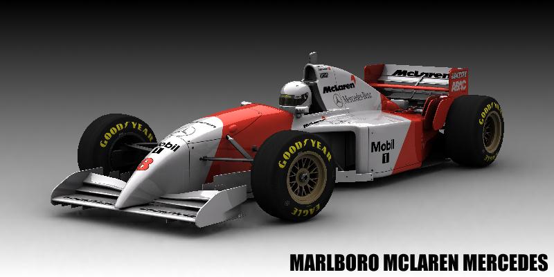 Marlboro McLaren Mercedes