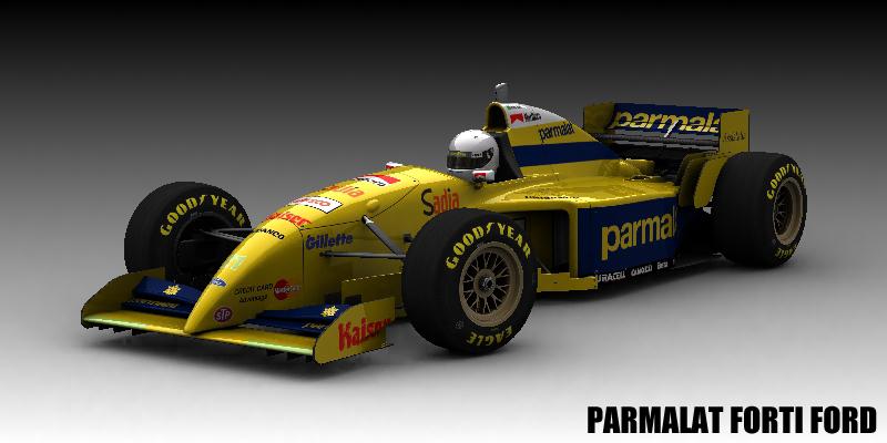 Parmalat Forti Ford