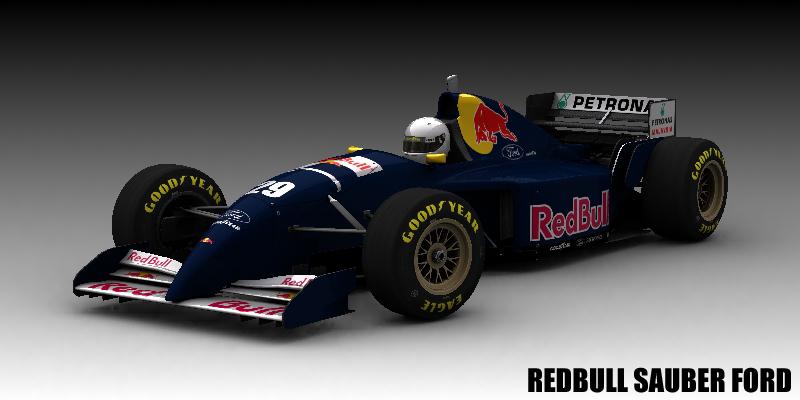 RedBull Sauber Ford