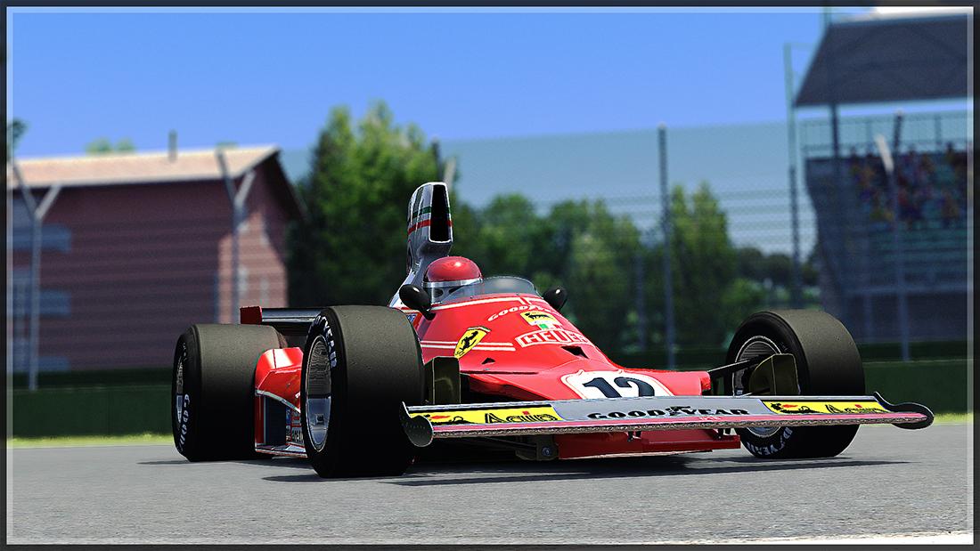 Ferrari F1 312T