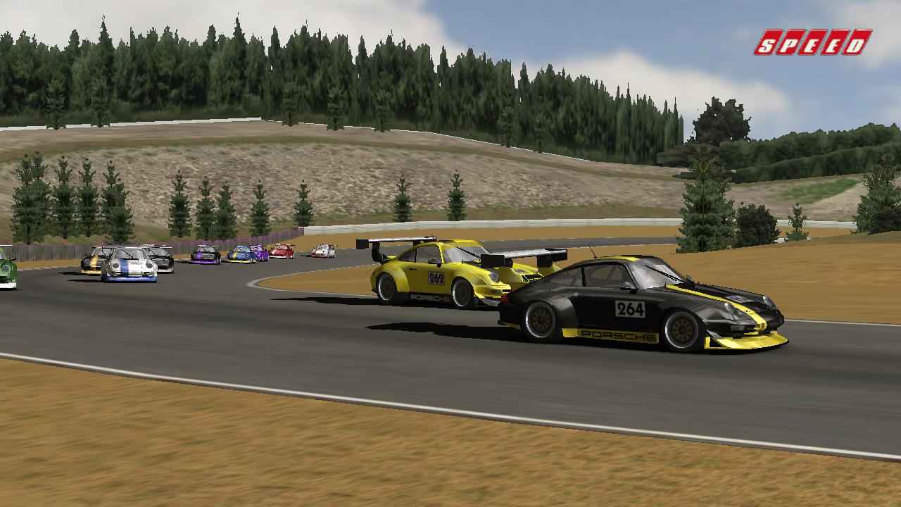 GTR2 Porsche 993 GT2