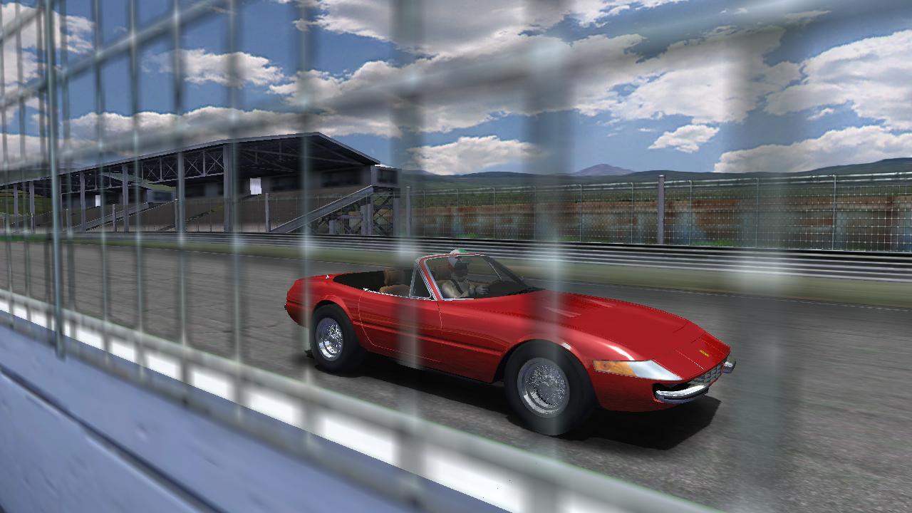rFactor Ferrari Daytona Spyder