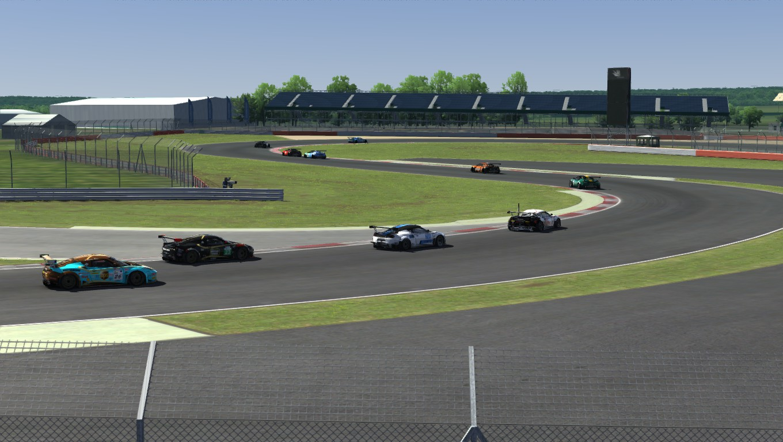 Evora GTC race