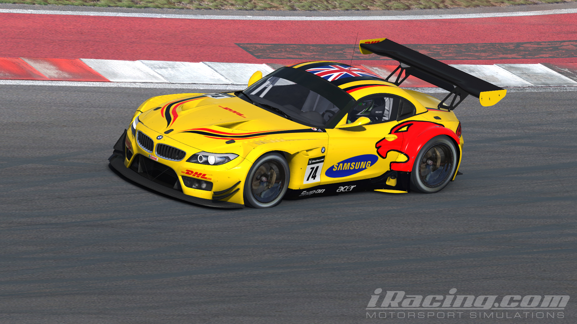 Photo Quot Bmw Z4 Gt3 Quot In The Album Quot Other Racing Games Quot By