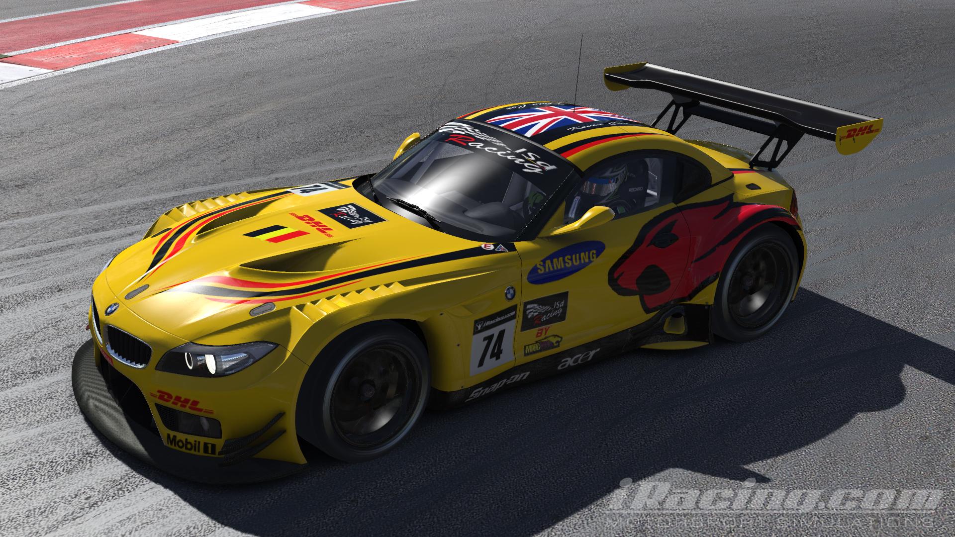 LSD Racing BMW Z4 GT3