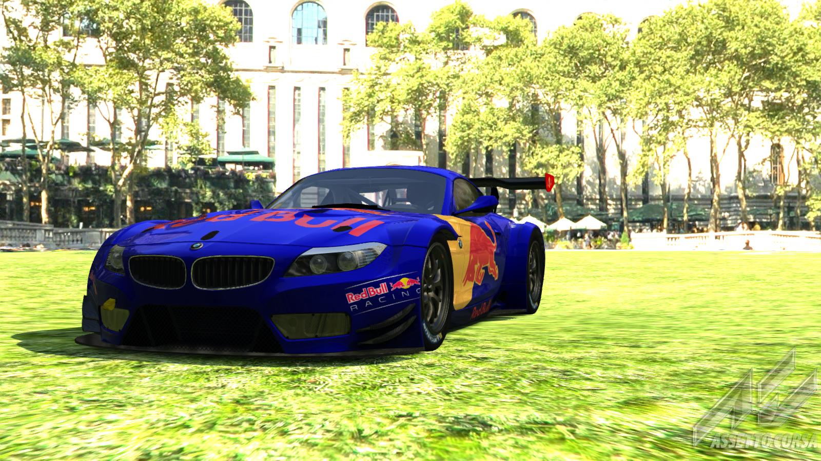 WIP Red Bull Z4 GT3