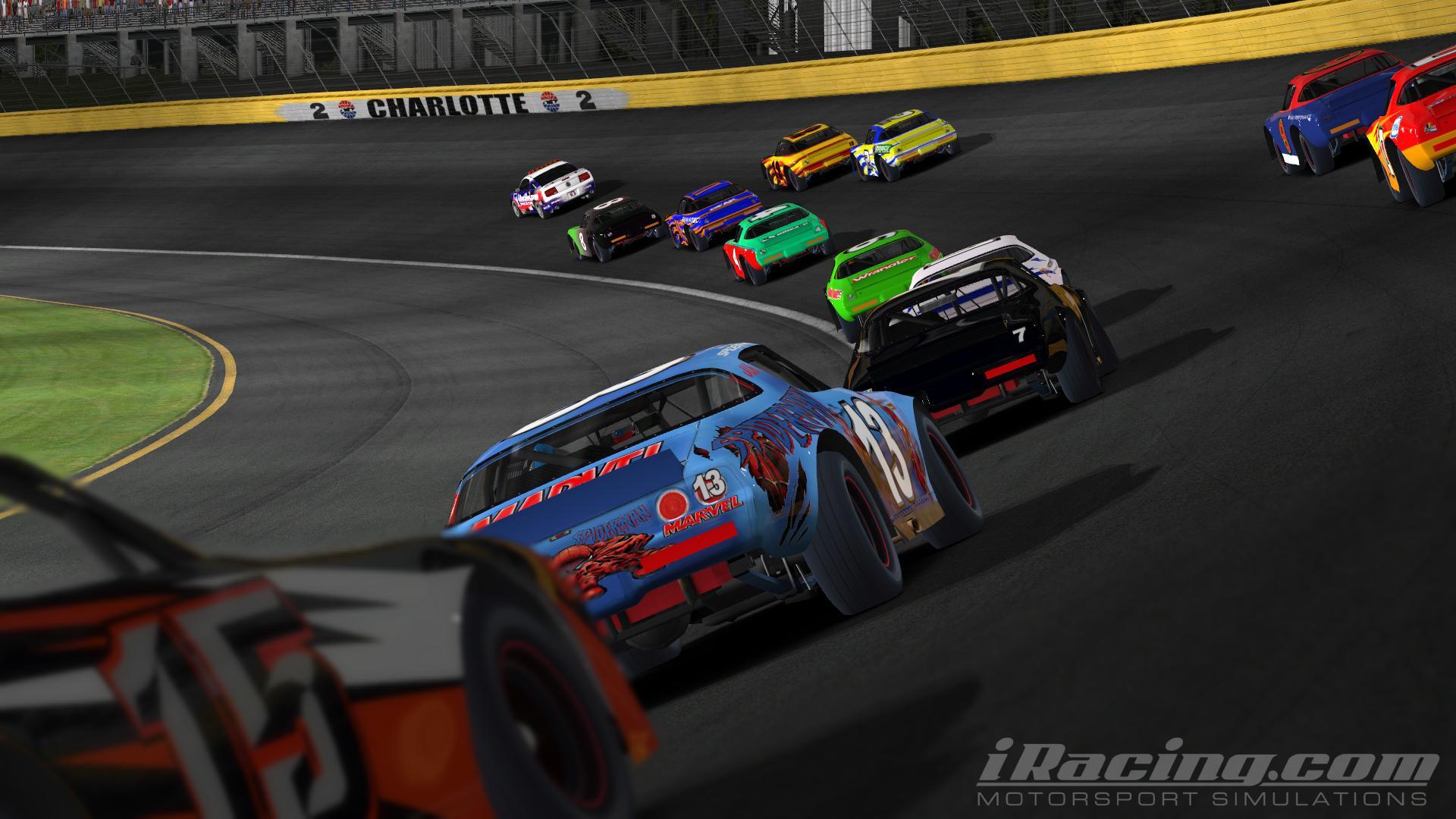 Street Stock @ Charlotte Motor Speedway