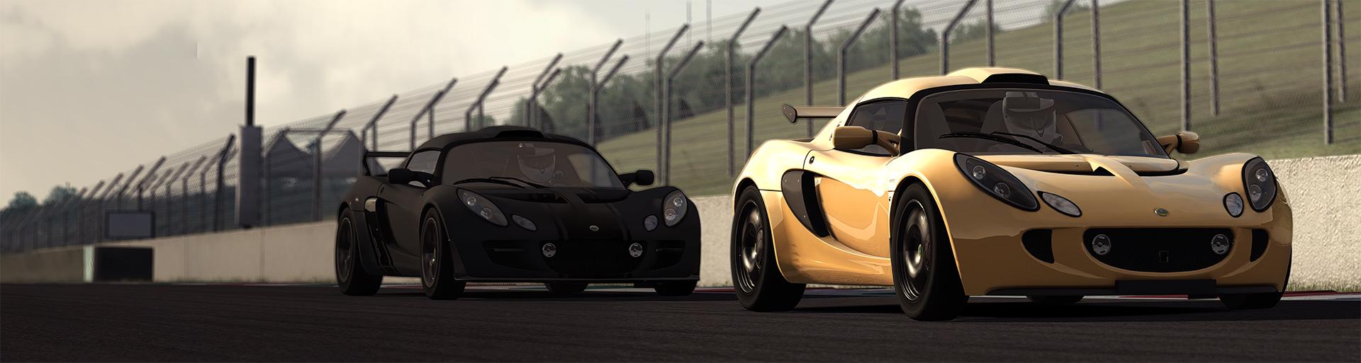 Exige racing