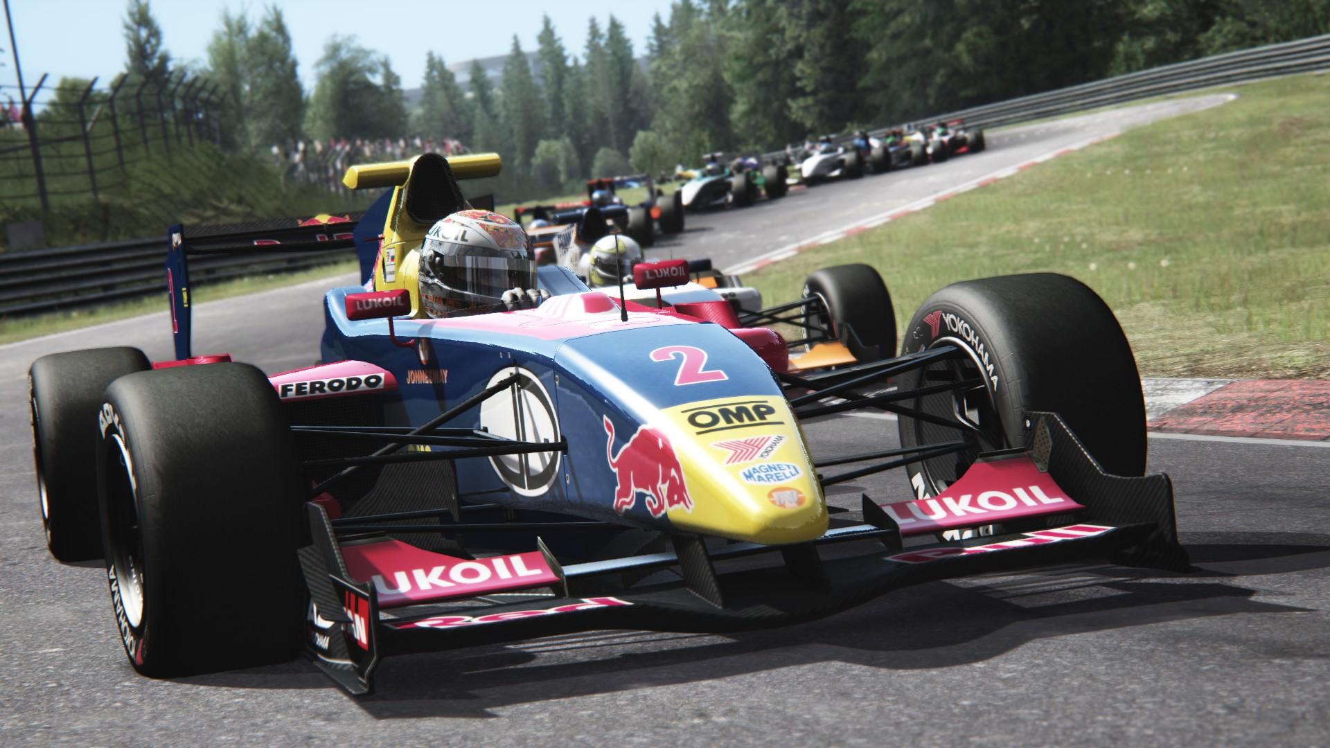 Assetto Corsa - Ctdp 2009 Formula Master Green Hell 01