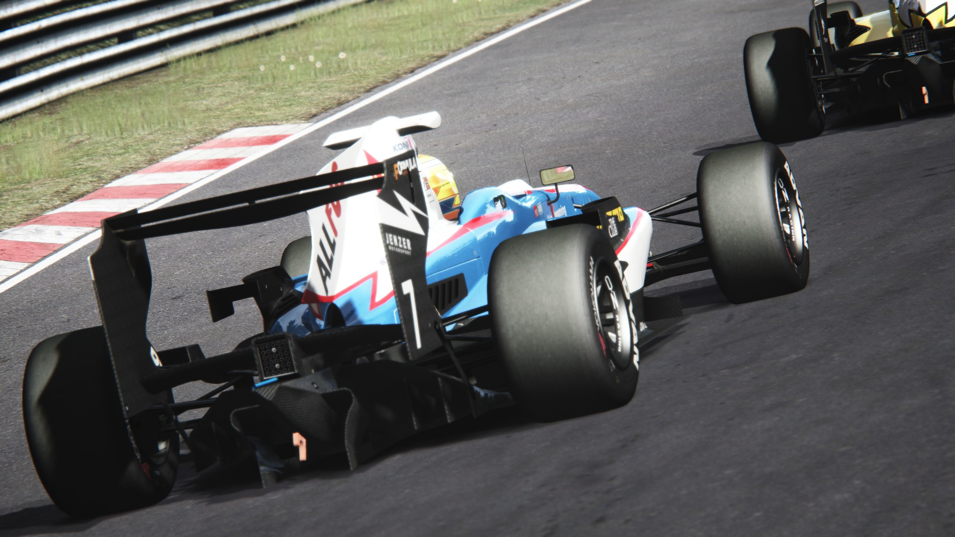 Assetto Corsa - Ctdp 2009 Formula Master Green Hell 03