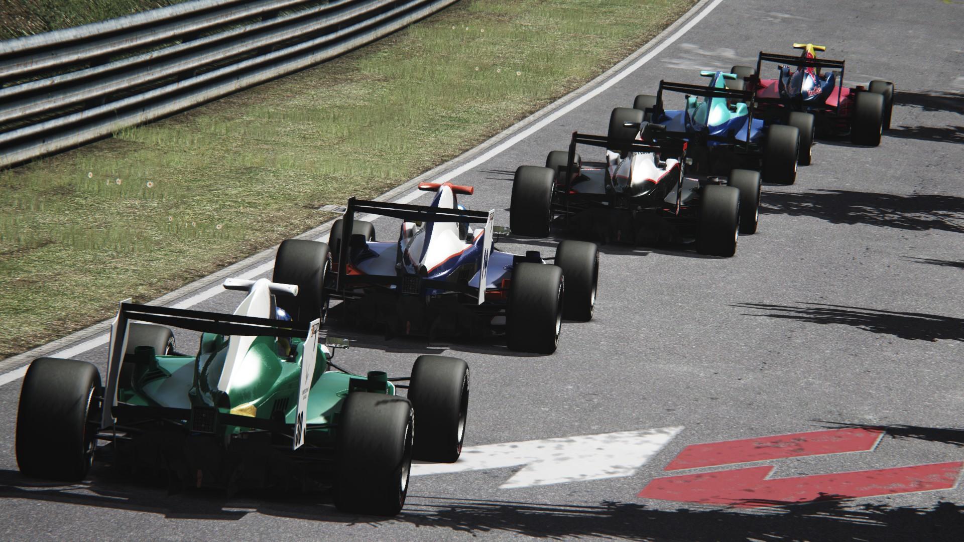 Assetto Corsa - Ctdp 2009 Formula Master Green Hell 04