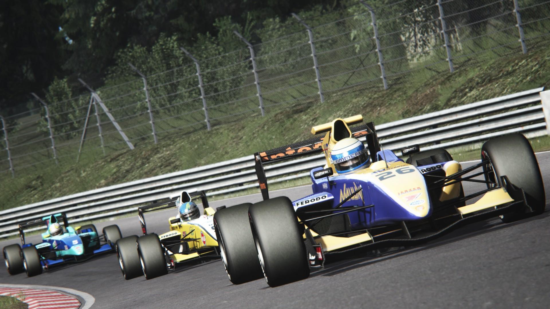 Assetto Corsa - Ctdp 2009 Formula Master Green Hell 06