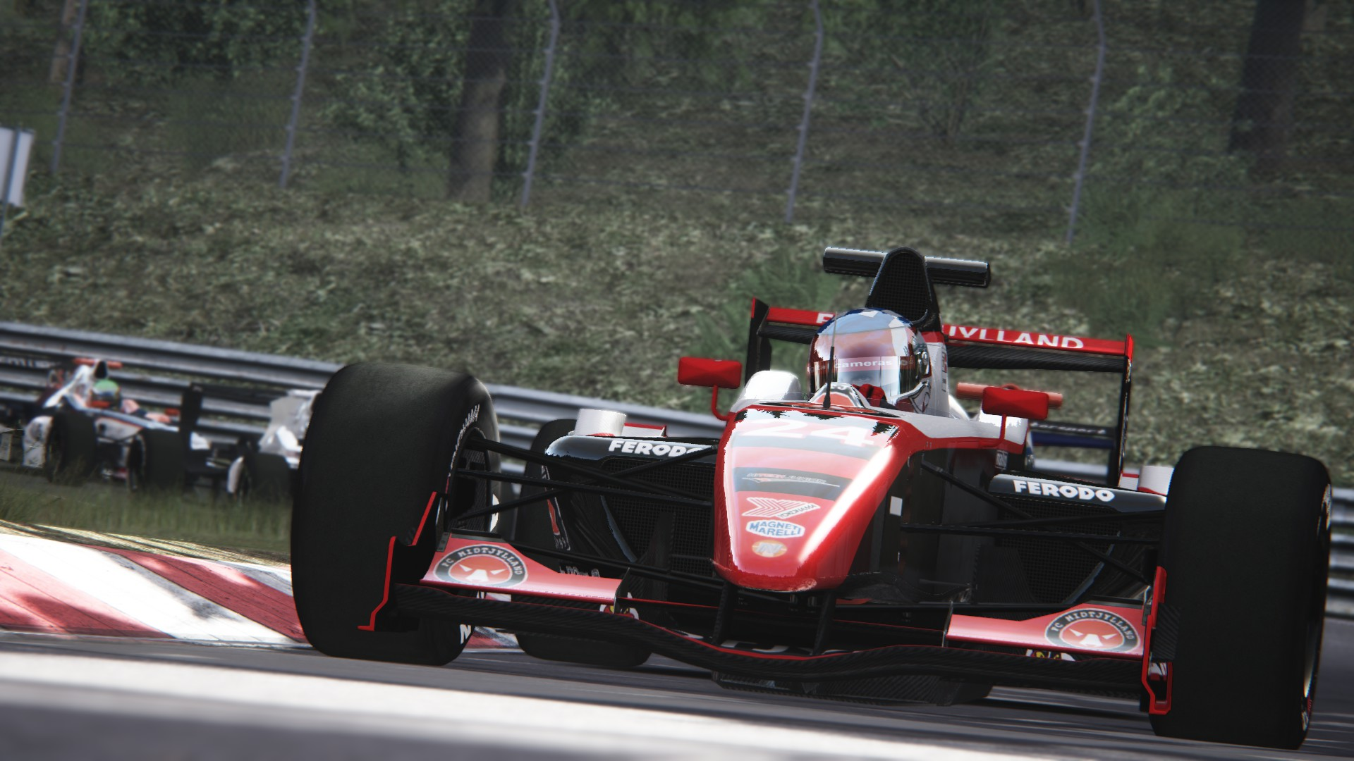 Assetto Corsa - Ctdp 2009 Formula Master Green Hell 08