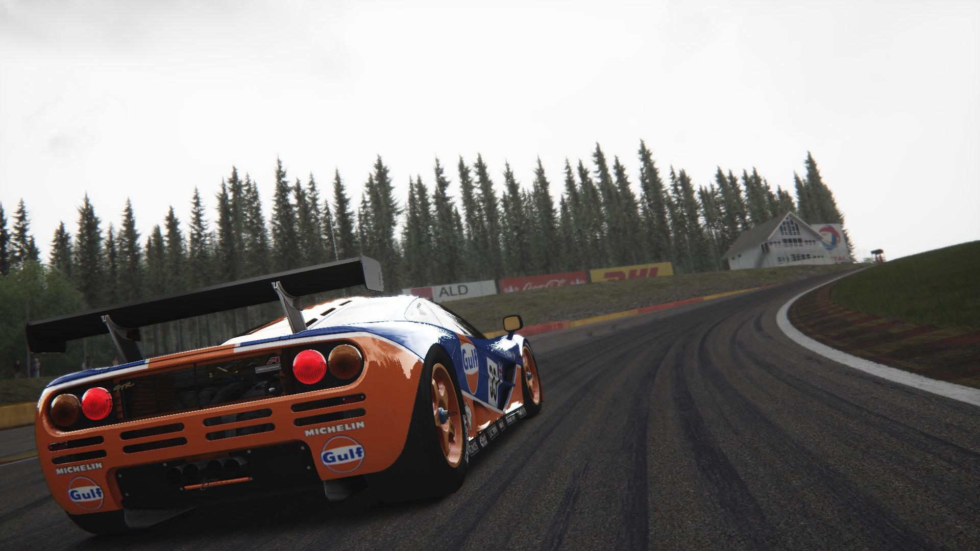 Assetto Corsa - McLaren F1 GTR Spa 02