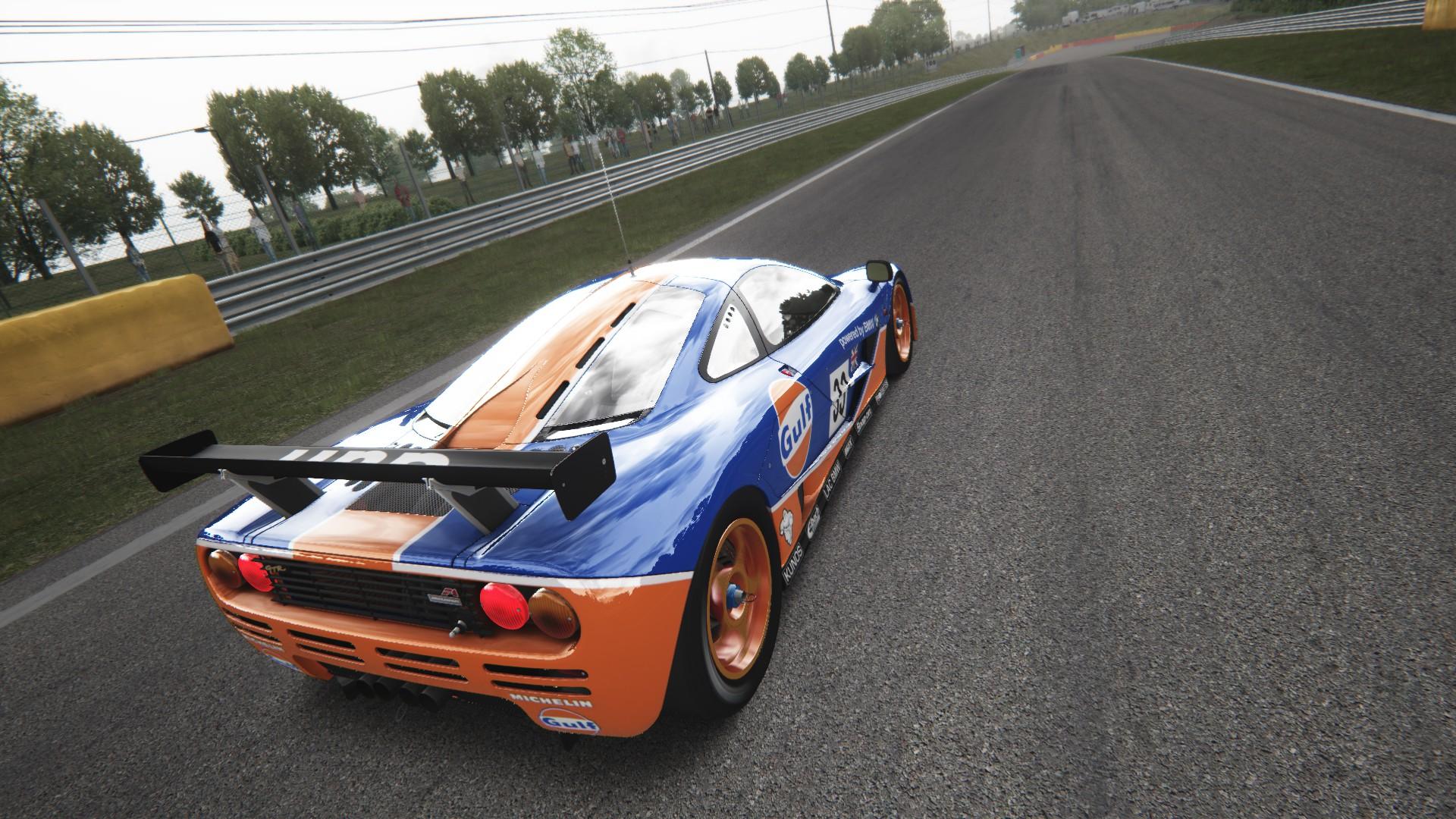 Assetto Corsa - McLaren F1 GTR Spa 03
