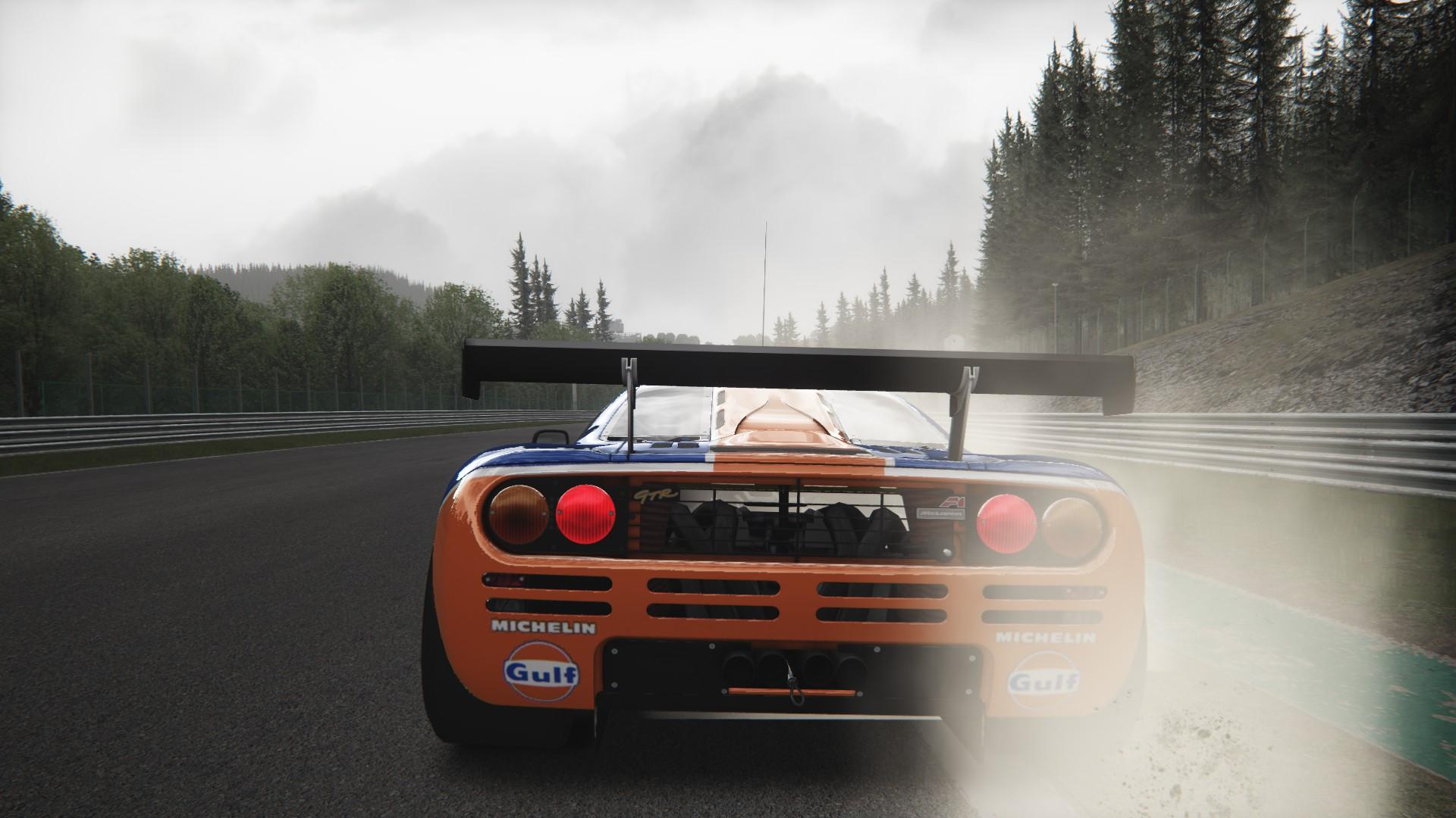 Assetto Corsa - McLaren F1 GTR Spa 04