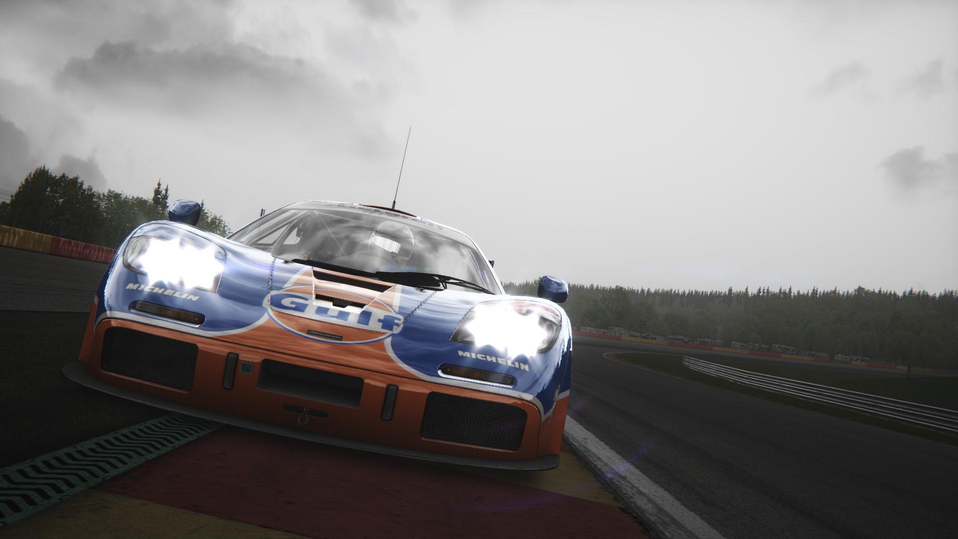 Assetto Corsa - McLaren F1 GTR Spa 05