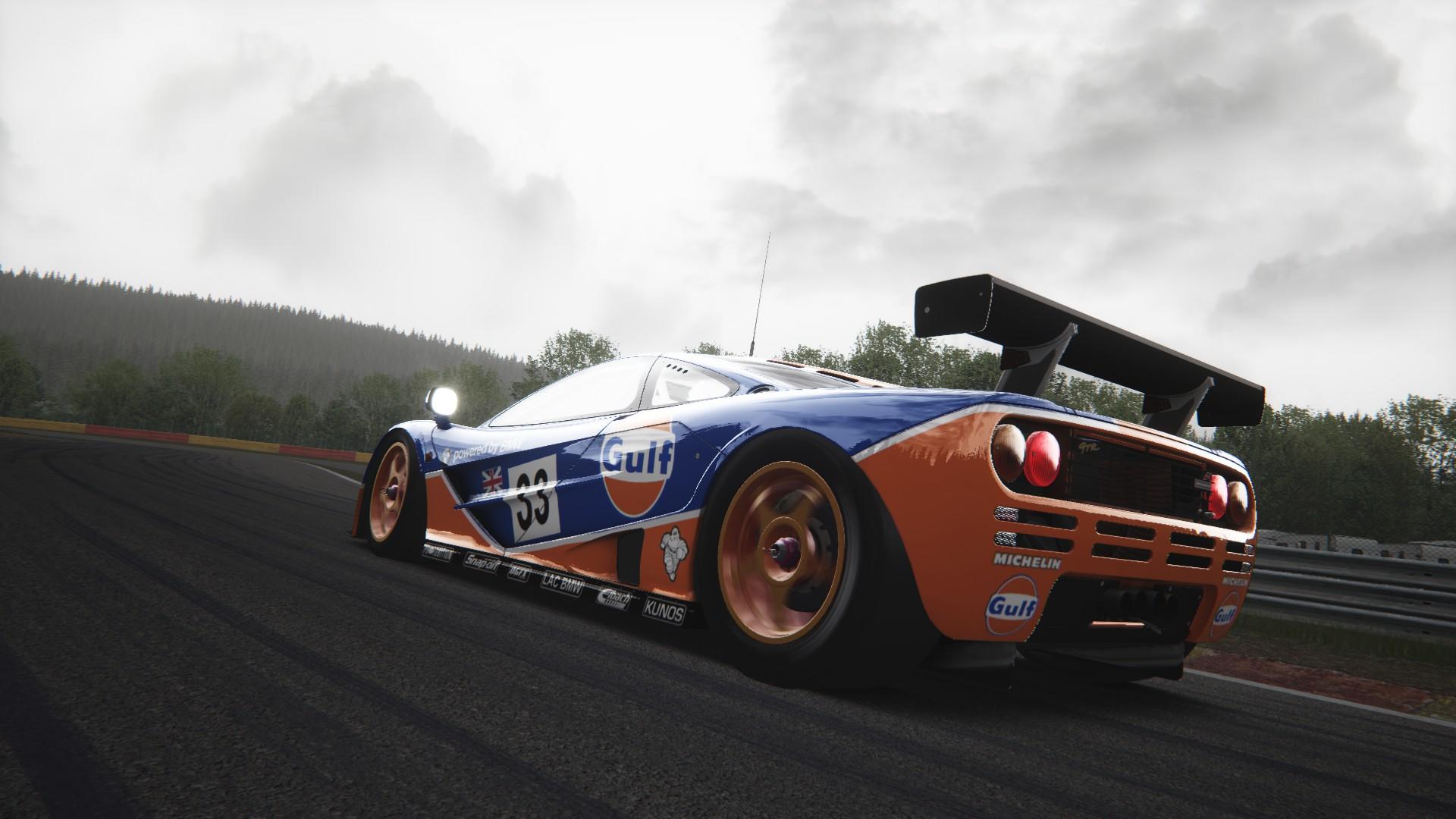 Assetto Corsa - McLaren F1 GTR Spa 06