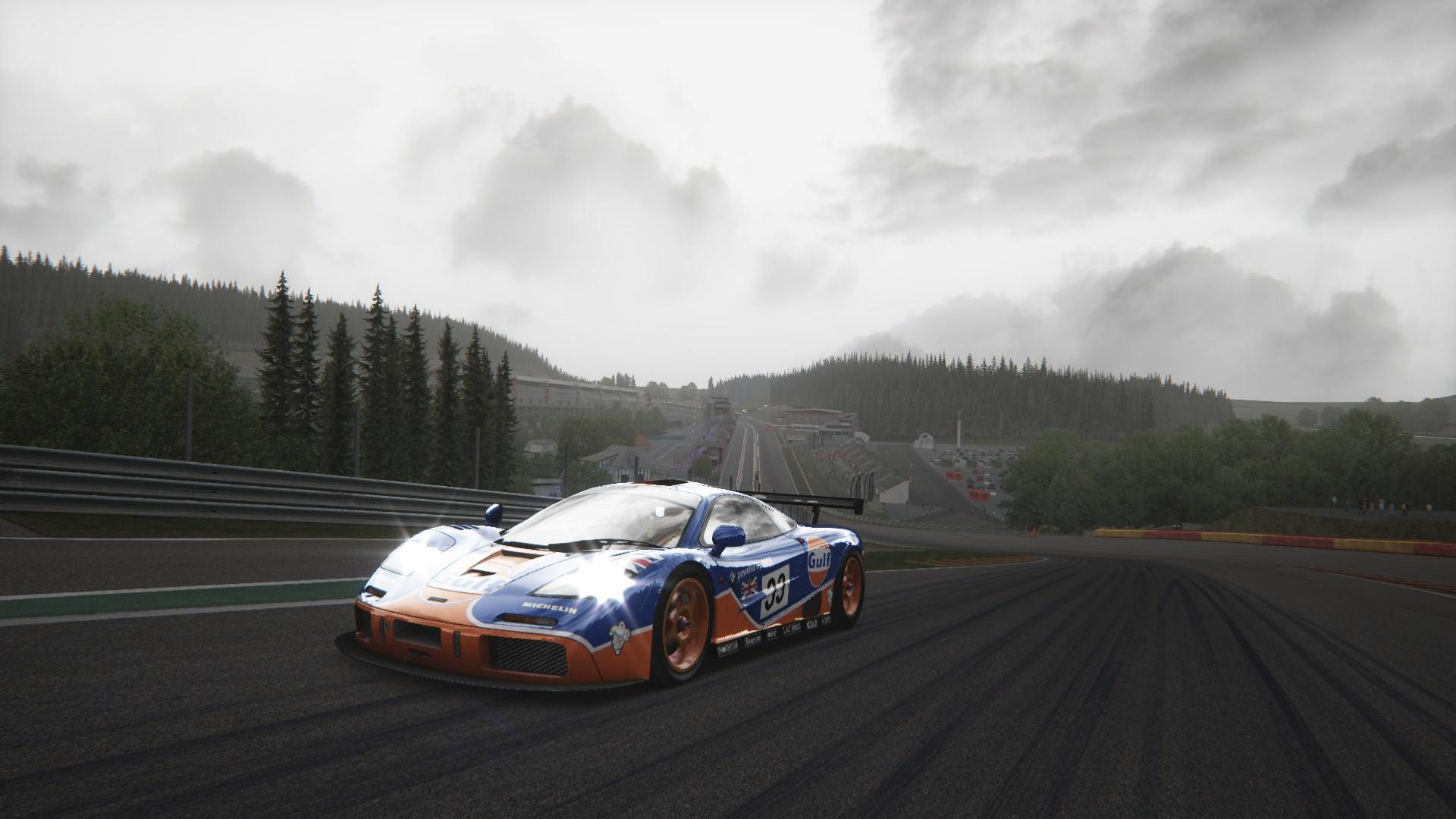 Assetto Corsa - McLaren F1 GTR Spa 08