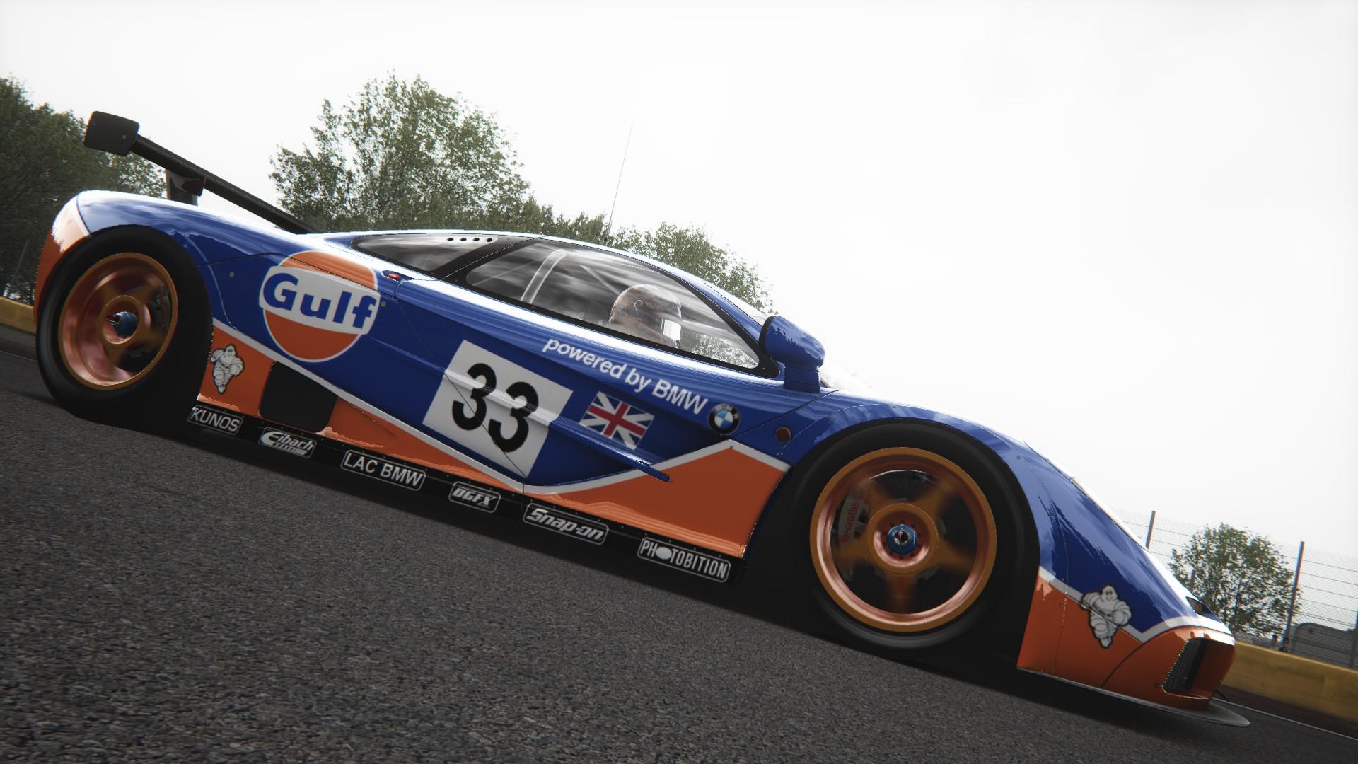 Assetto Corsa - McLaren F1 GTR Spa 09