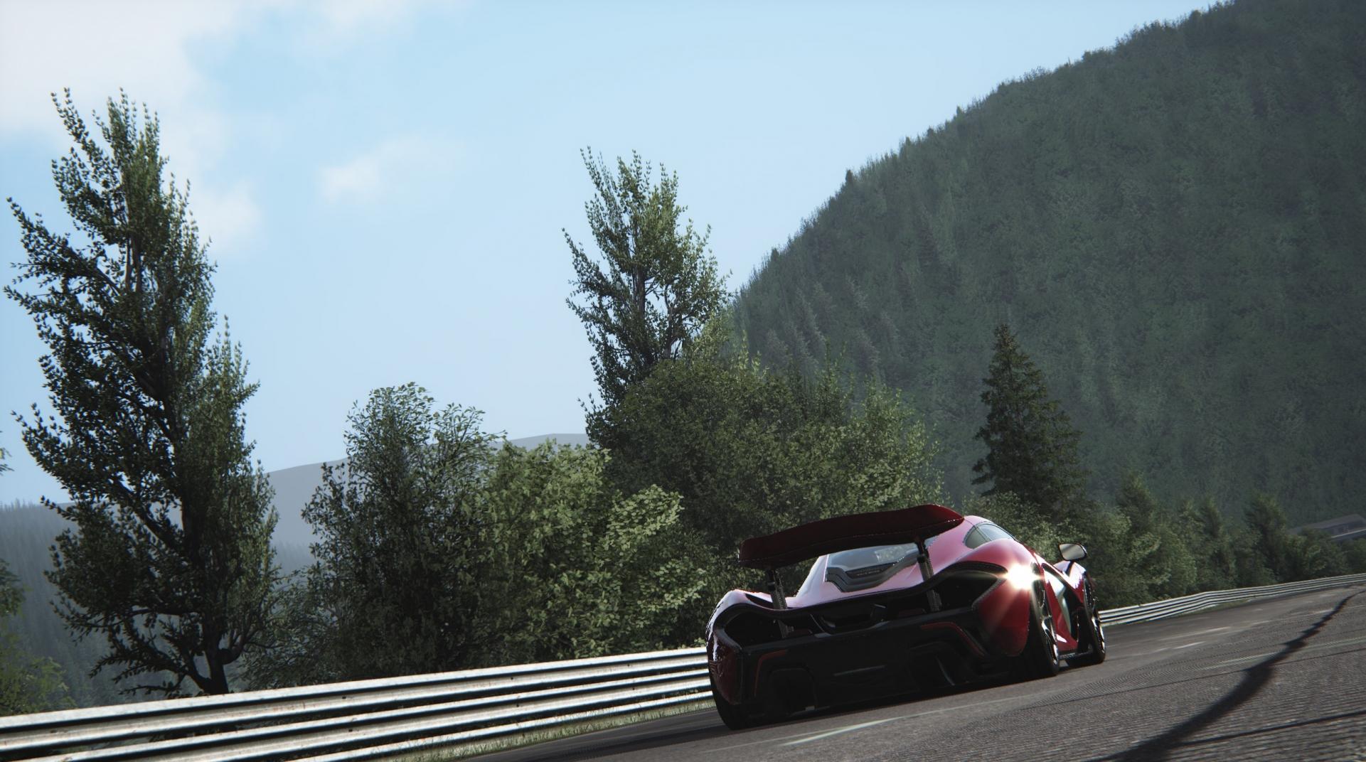 Assetto Corsa - McLaren P1 Nordschleife 01