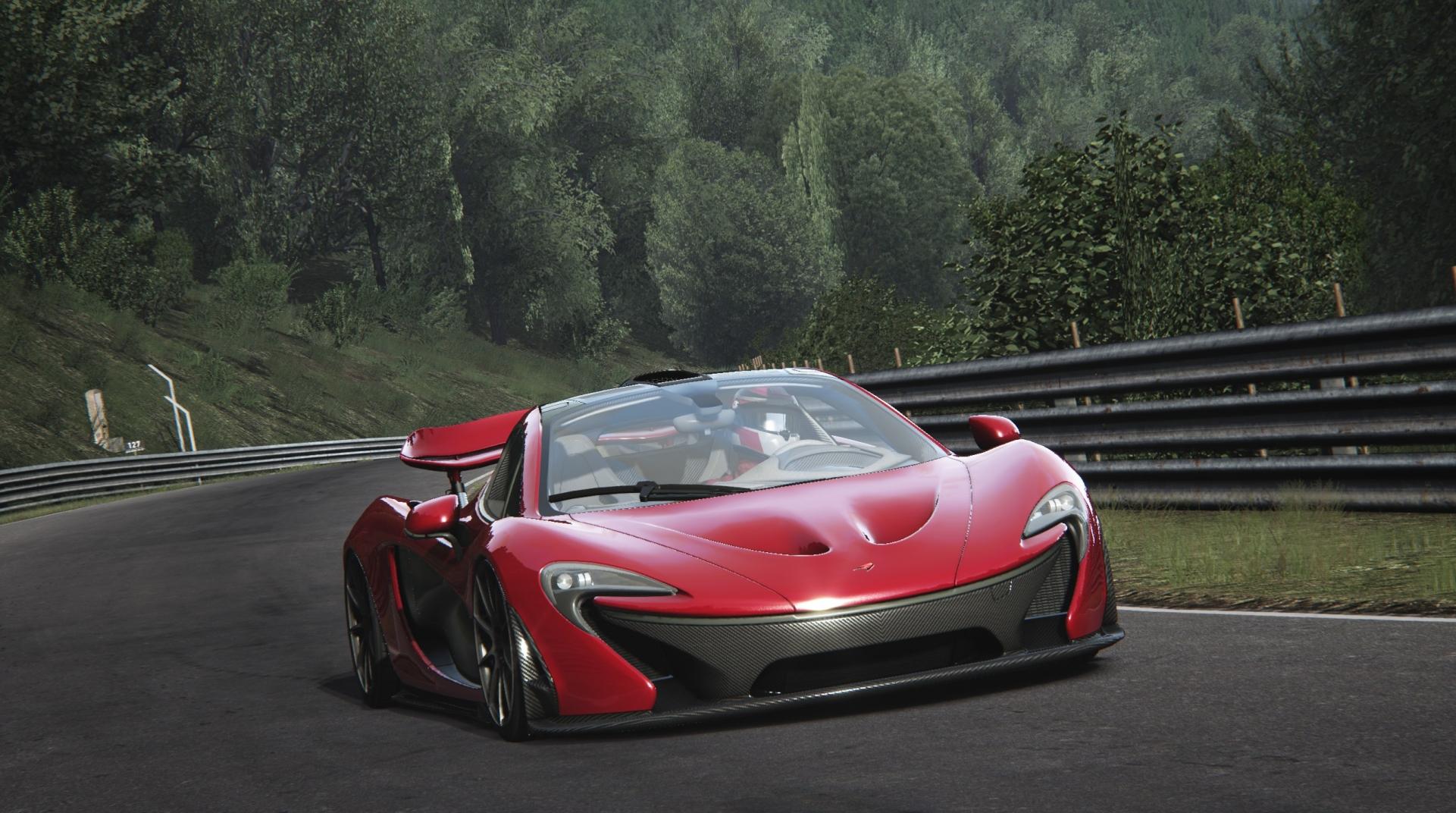 Assetto Corsa - McLaren P1 Nordschleife 02
