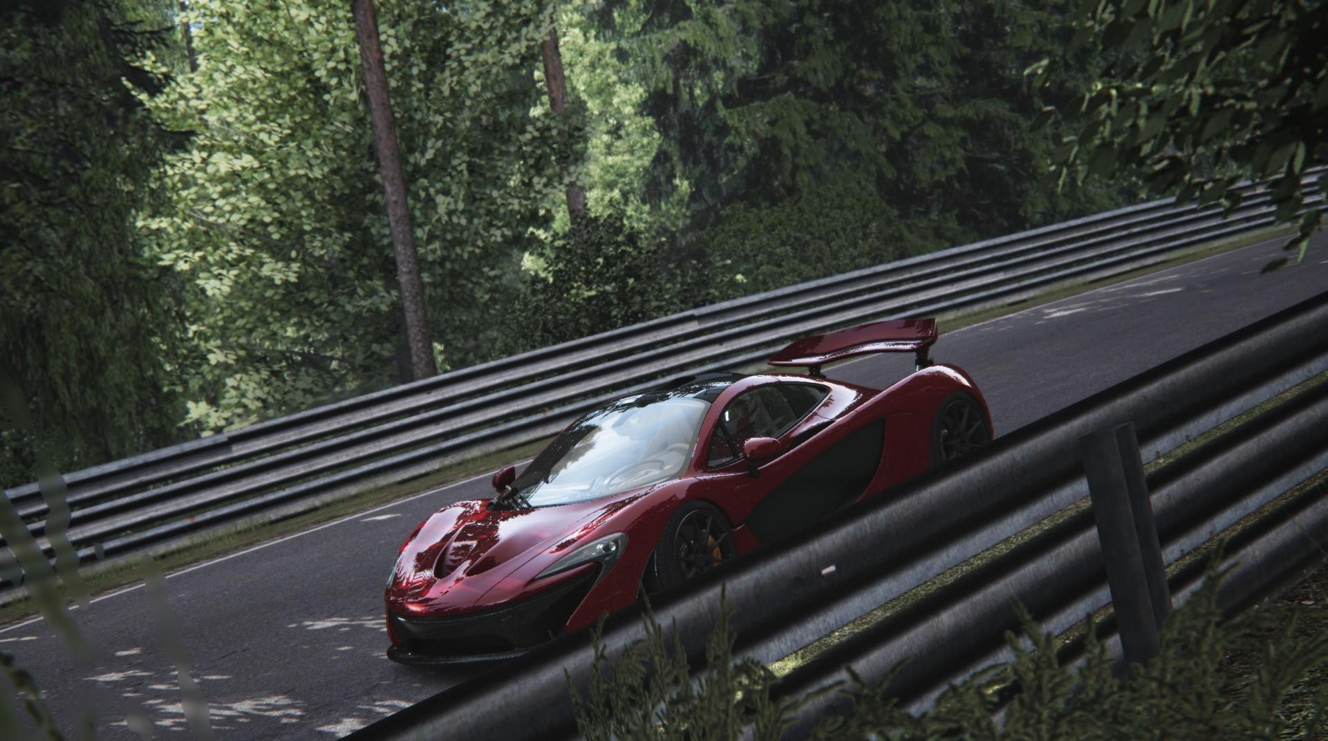 Assetto Corsa - McLaren P1 Nordschleife 04