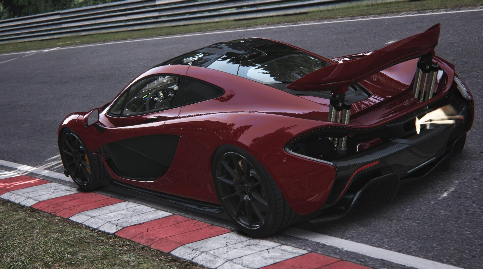 Assetto Corsa - McLaren P1 Nordschleife 05