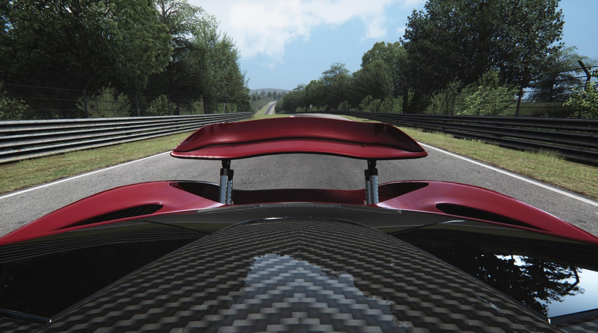 Assetto Corsa - McLaren P1 Nordschleife 08