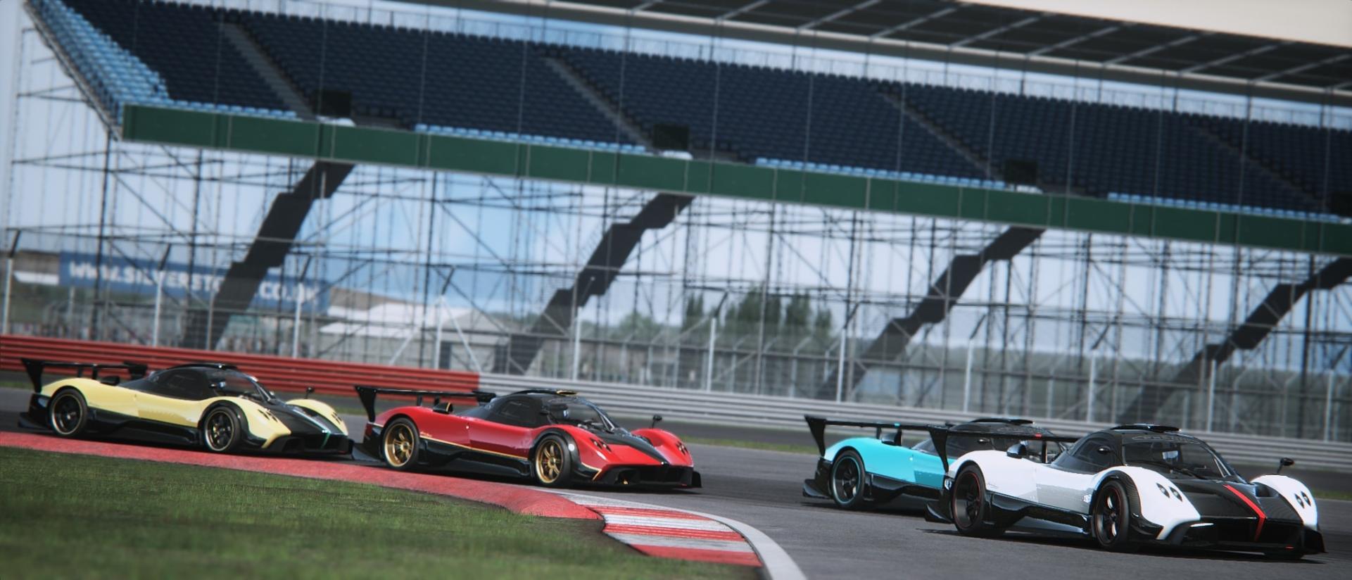 Assetto Corsa - Pagani Zonda Silverstone 05