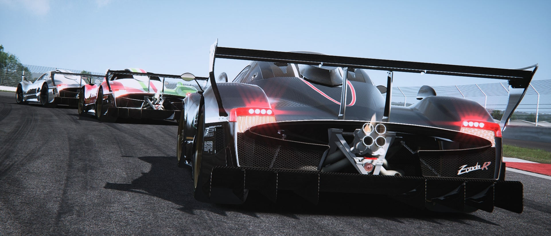 Assetto Corsa - Pagani Zonda Silverstone 07