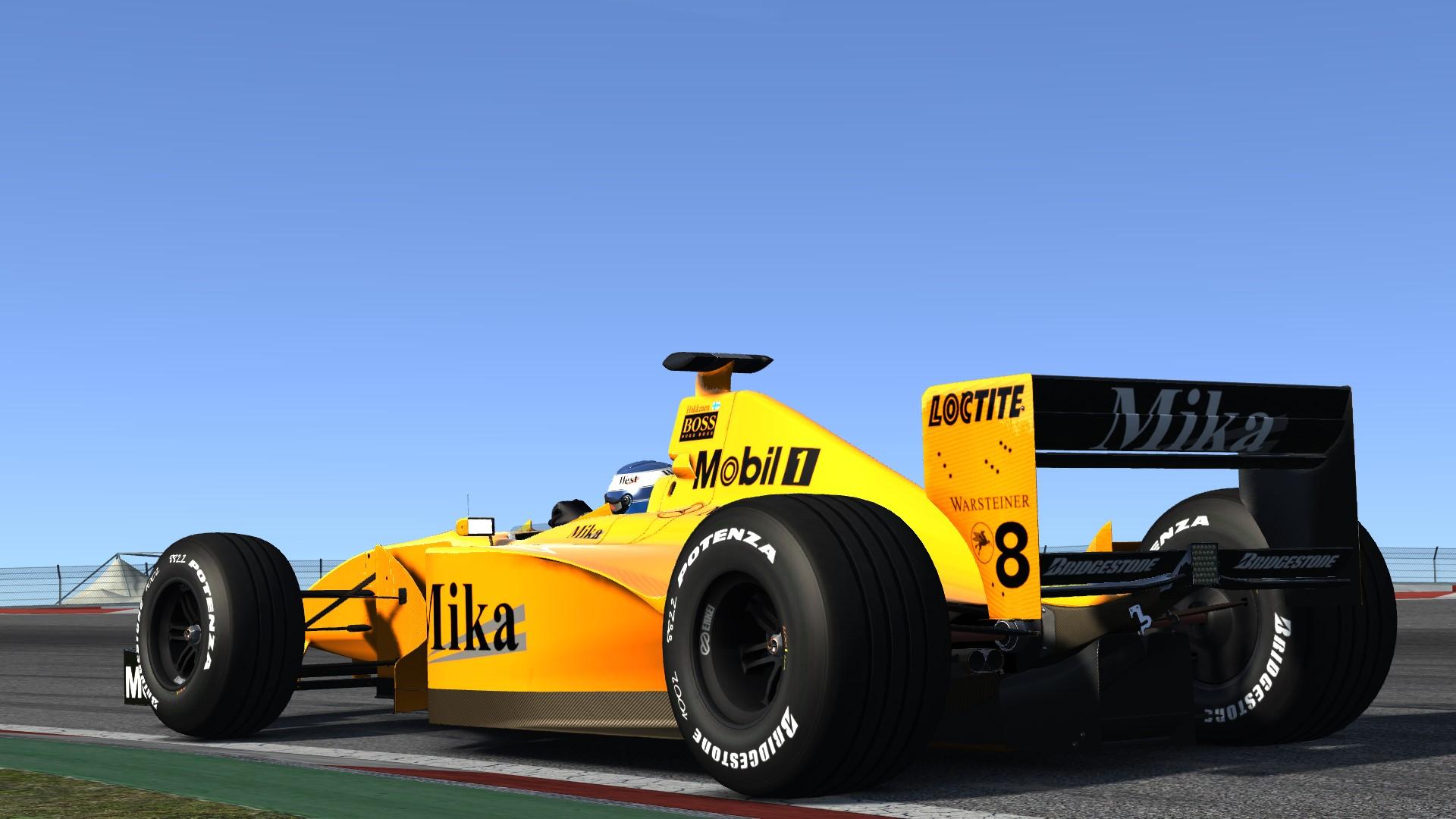 F1 LEGEND