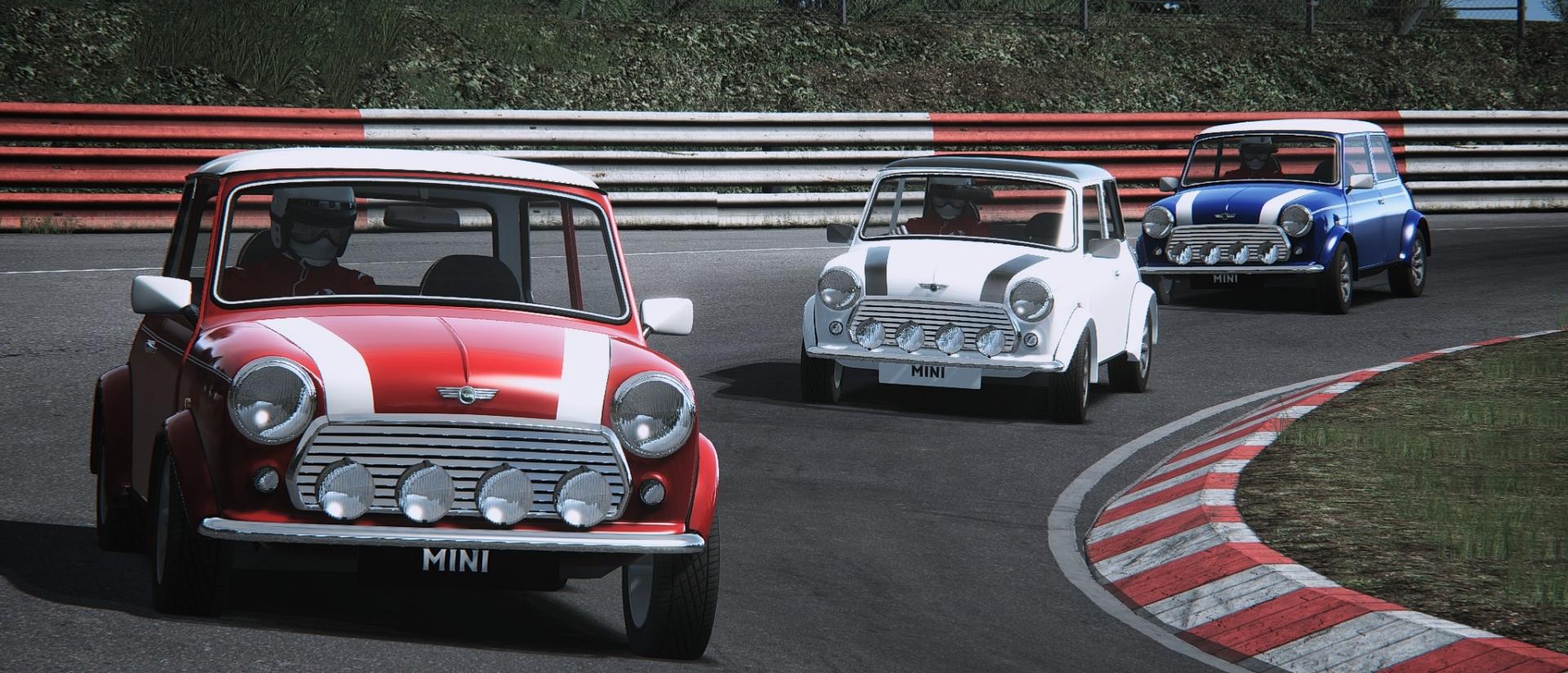 Assetto Corsa - Mini Cooper 1.3 Green Hell 01