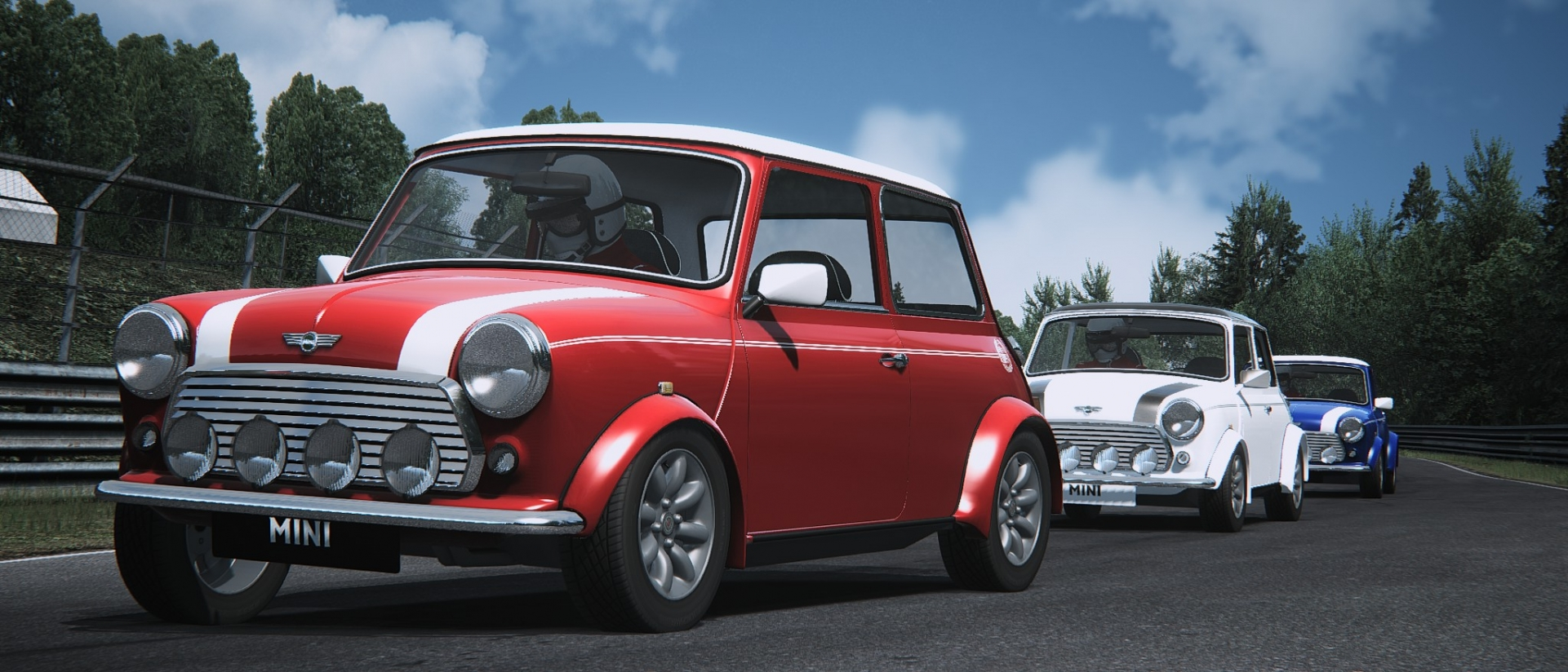 Assetto Corsa - Mini Cooper Green Hell 02