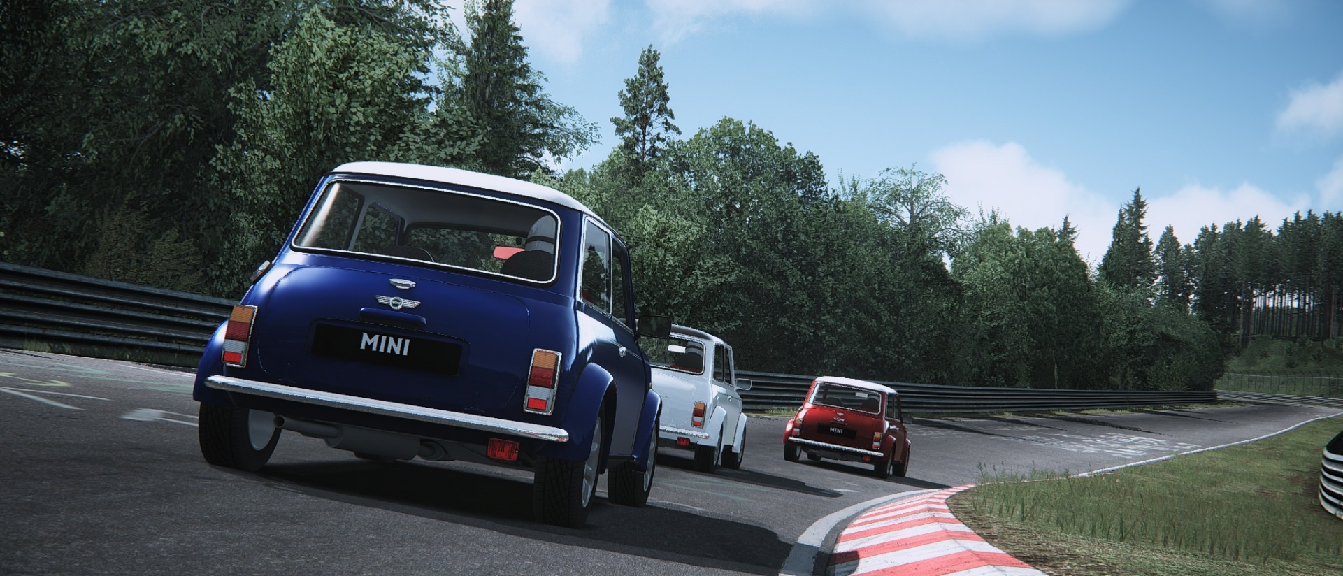 Assetto Corsa - Mini Cooper 1.3 Green Hell 03