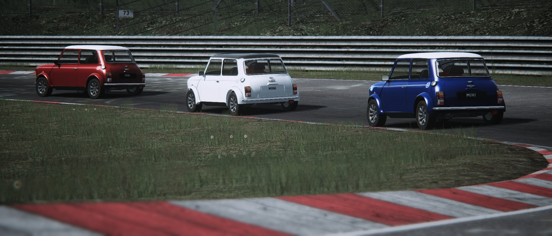 Assetto Corsa - Mini Cooper 1.3 Green Hell 04