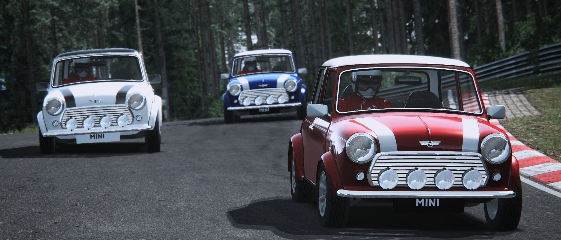 Assetto Corsa - Mini Cooper 1.3 Green Hell 05