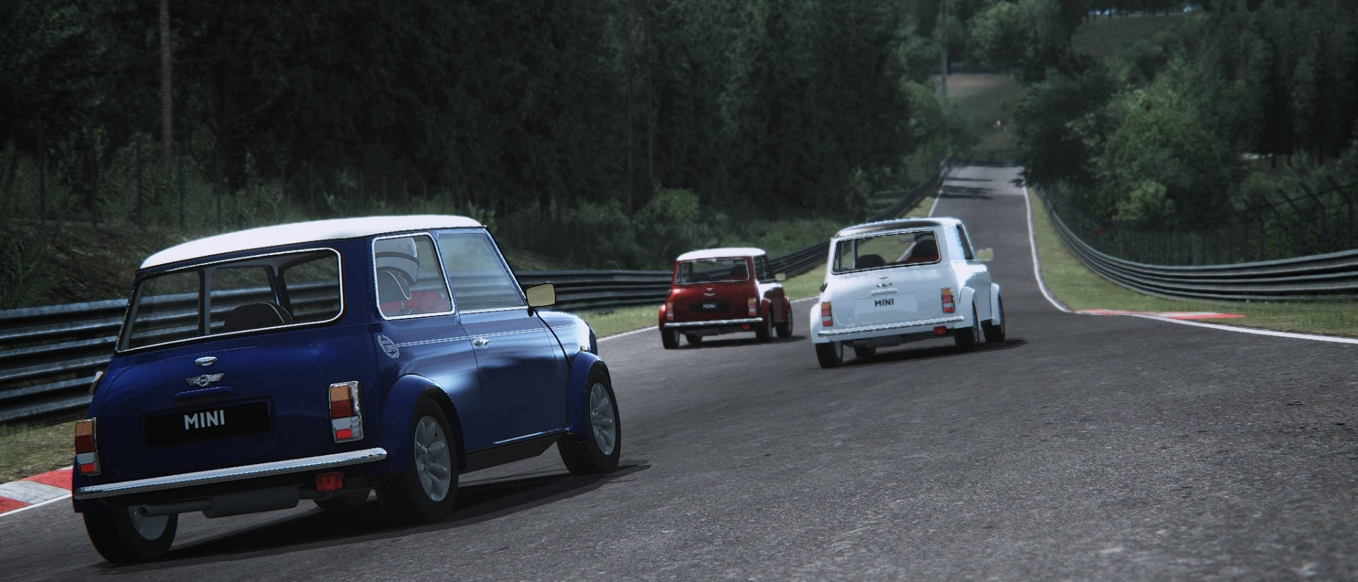 Assetto Corsa - Mini Cooper 1.3 Green Hell 06