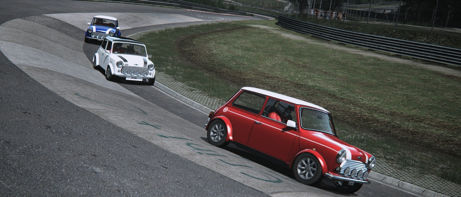 Assetto Corsa - Mini Cooper 1.3 Green Hell 08