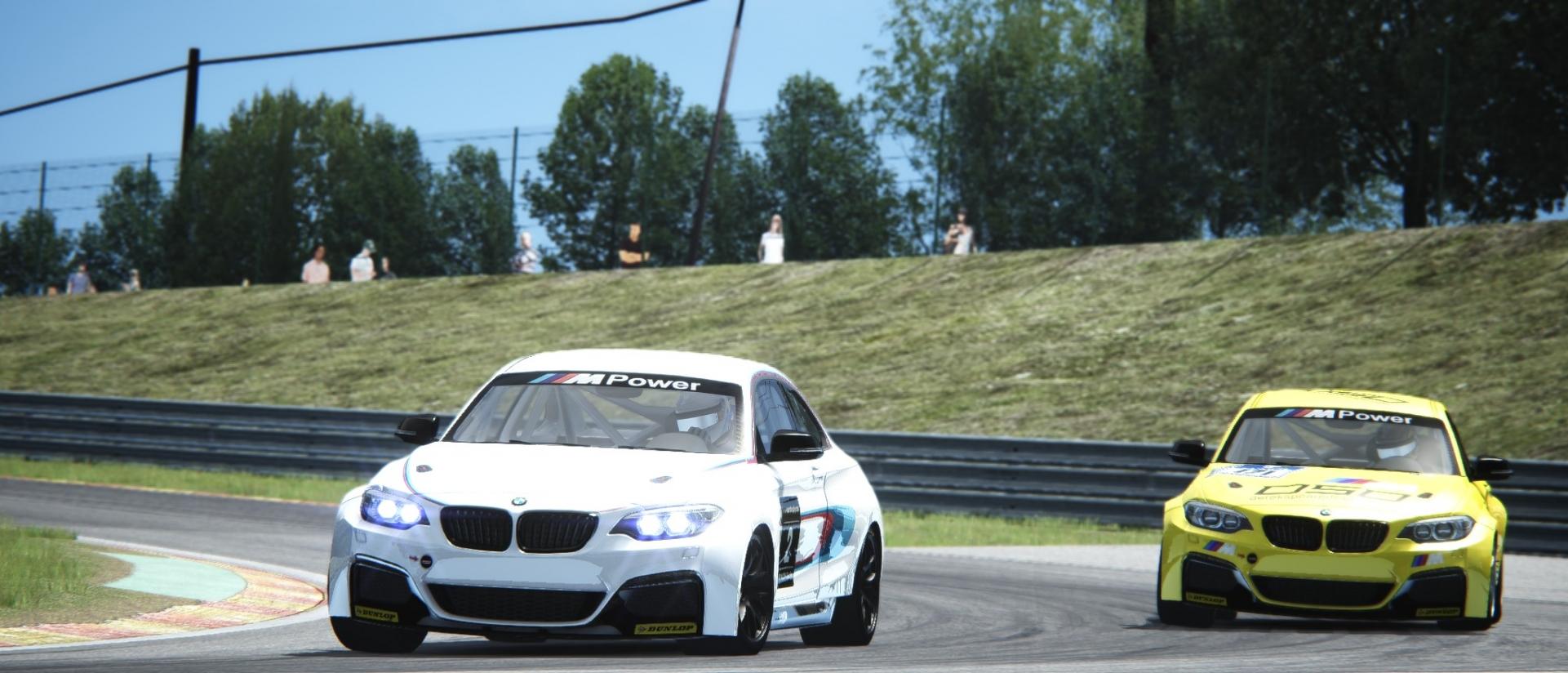 Assetto Corsa - BMW Battle 01