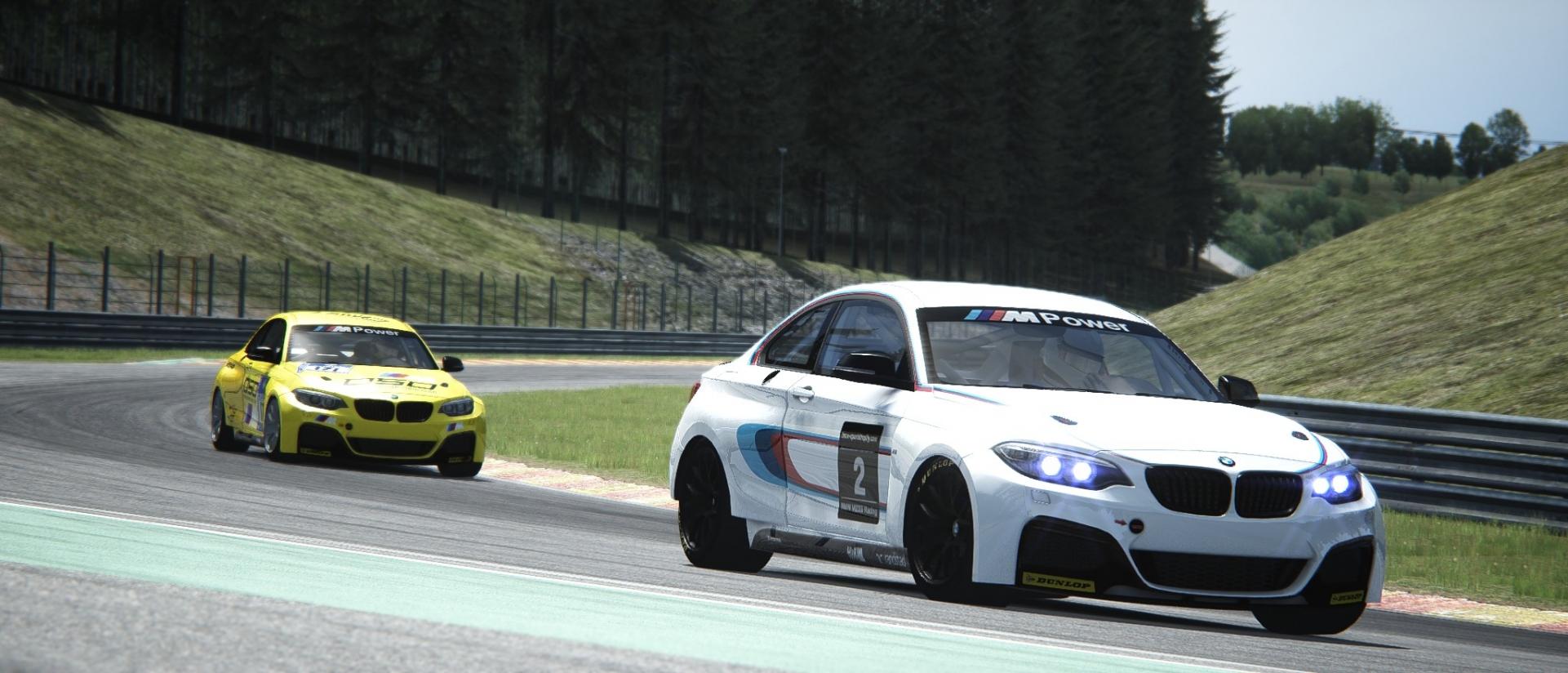 Assetto Corsa - BMW Battle 02