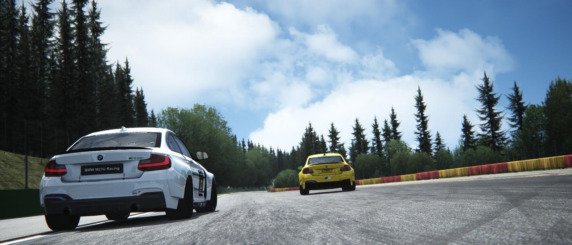 Assetto Corsa - BMW Battle 03