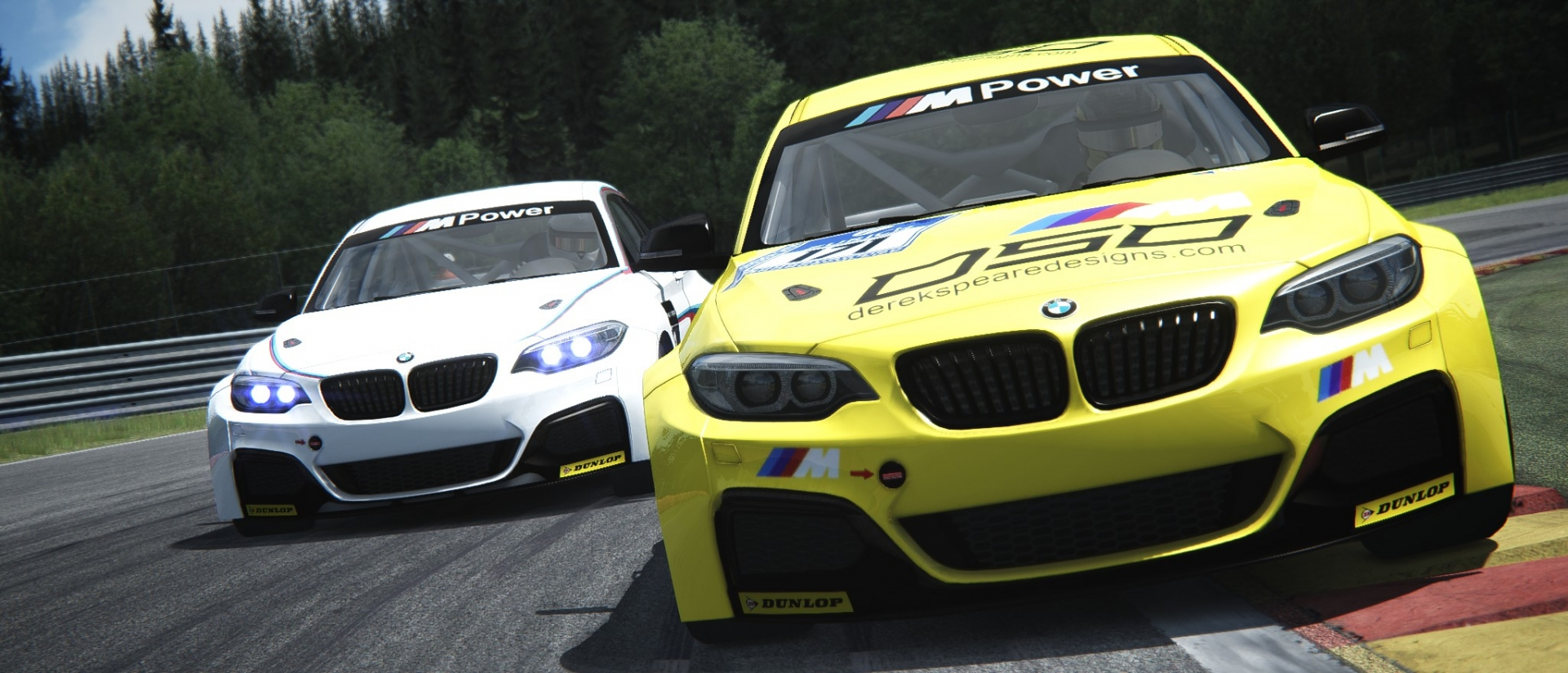 Assetto Corsa - BMW Battle 04