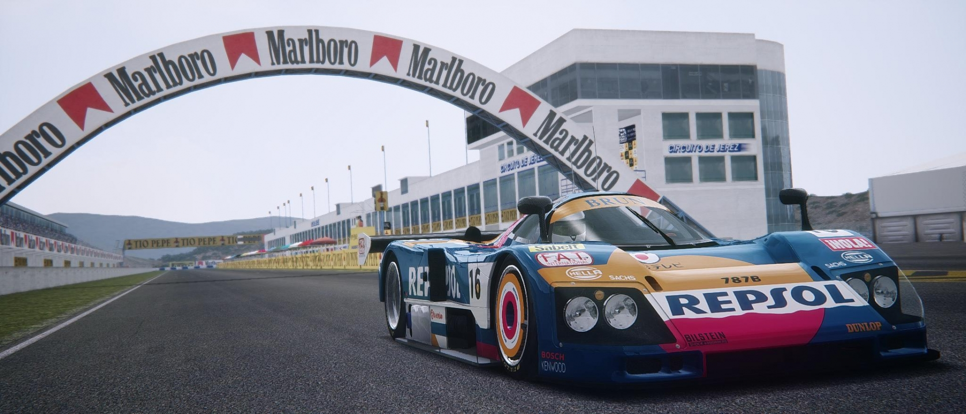 Assetto Corsa - Mazda 787B Jerez 00