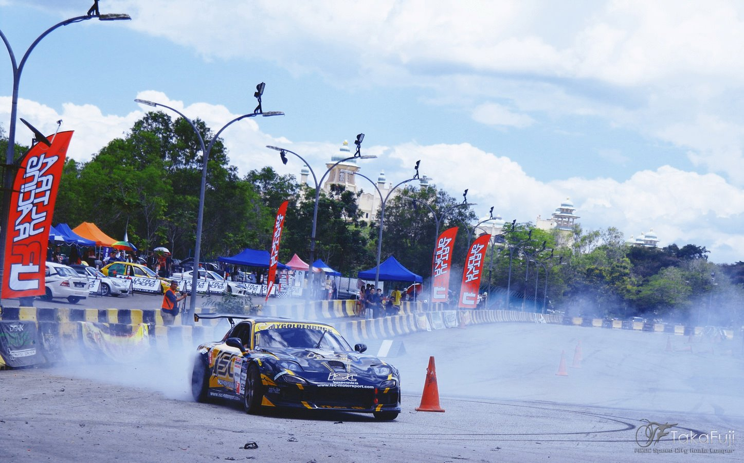 Grassroot Motorsports Event in Malaysia